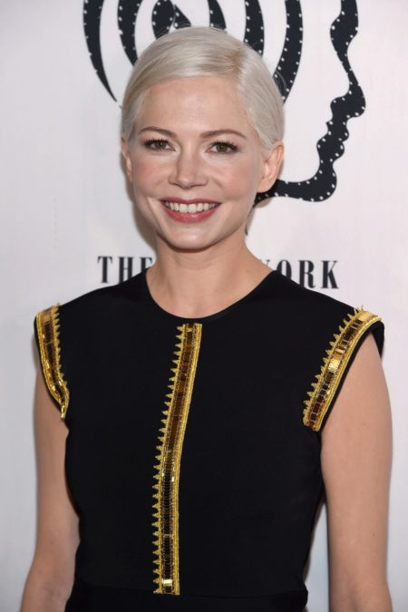 Michelle Williams - 01/2017 - Dimitrios Kambouris/Getty Images