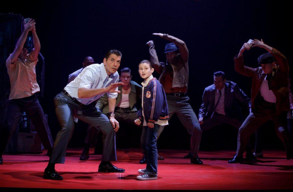 National Tour Show Photos-A Bronx Tale-10/18-Joan Marcus