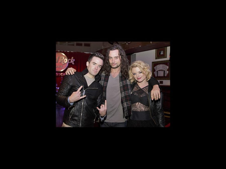 Hot Shot - We Will Rock You - tour - Constantine Maroulis - Brian Justin Crum - Ruby Lewis - wide - 11/13