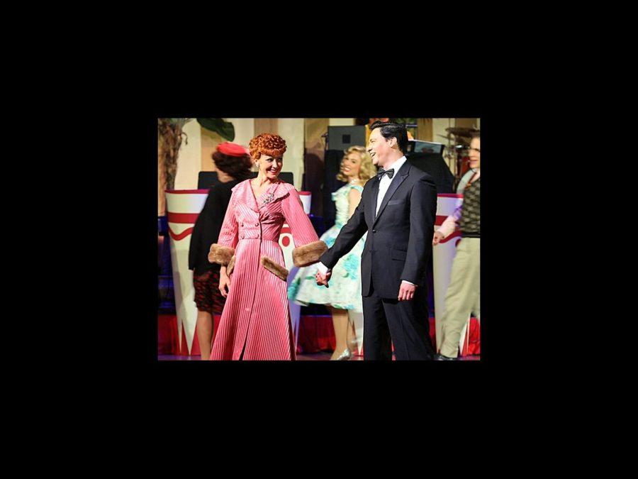 On the Scene - I Love Lucy Live On Stage - tour - Sirena Irwin - Bill Mendieta - wide - 7/13