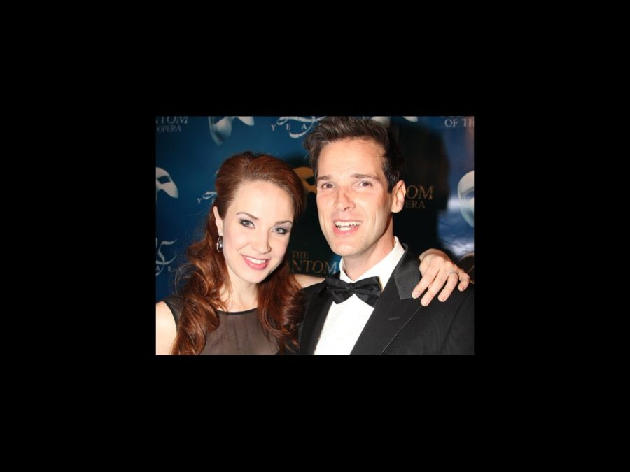 Phantom of the Opera Anniversary- Sierra Boggess- Hugh Panaro
