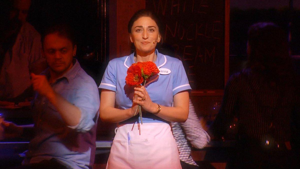Still - Sara Bareilles Waitress