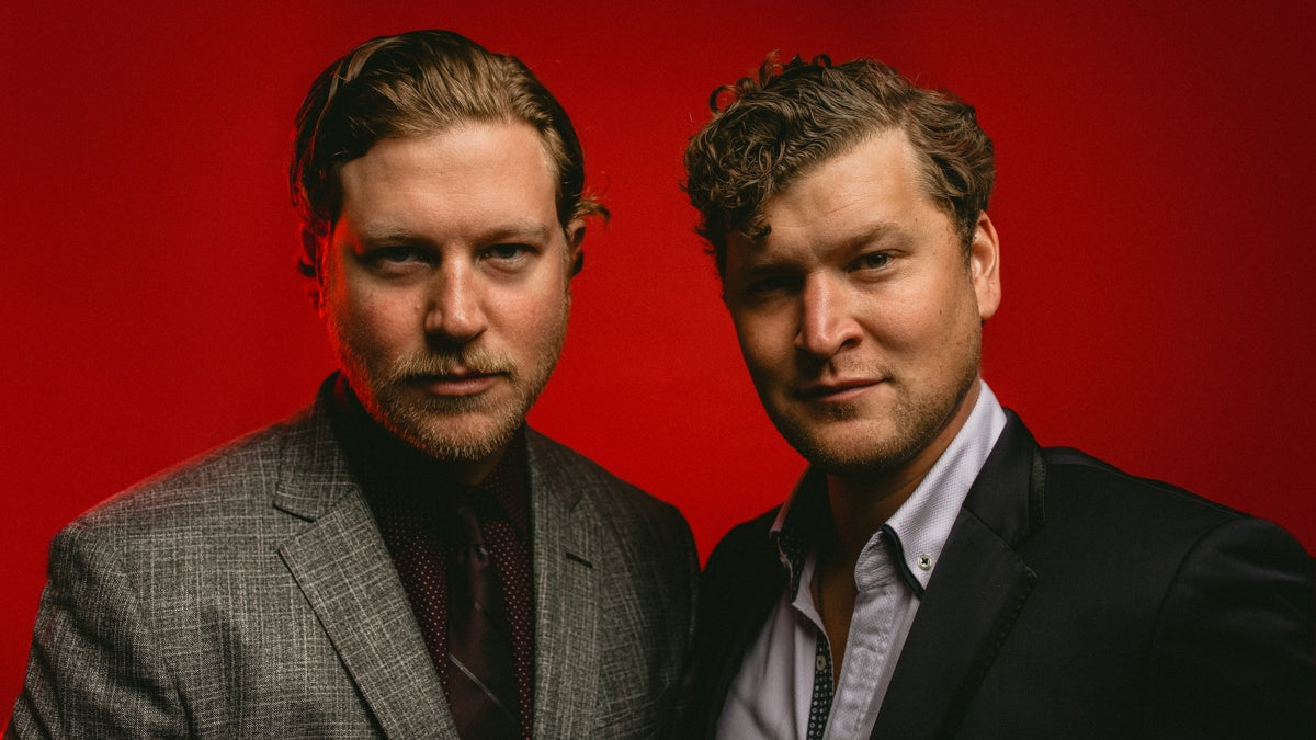 Les Miserables - NATIONAL Tour - CB - Patrick Dunn and Preston Truman Boyd - 10/19 - CM