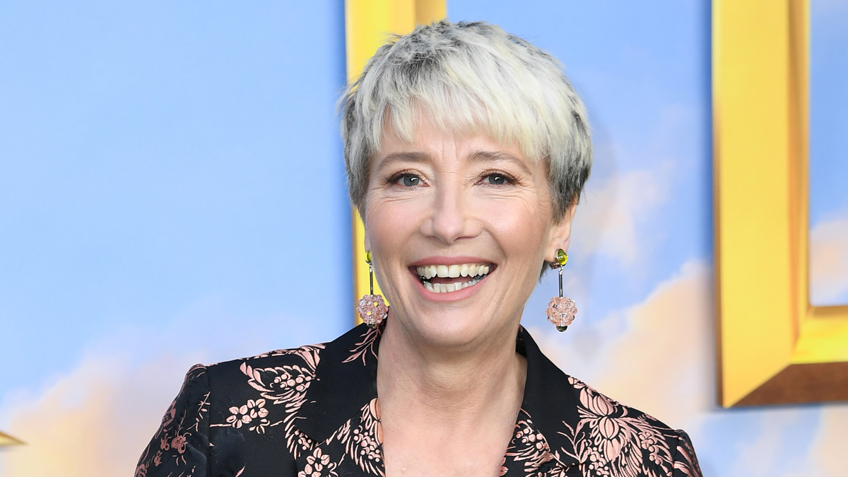 Emma Thompson - 1/21 - Gareth Cattermole/Getty Images
