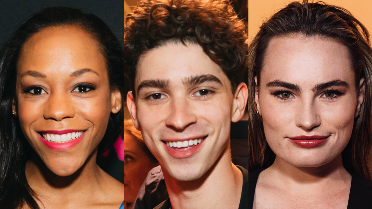 Nikki M. James - Isaac Powell - Kathryn Gallagher - 2/21 - Emilio Madrid