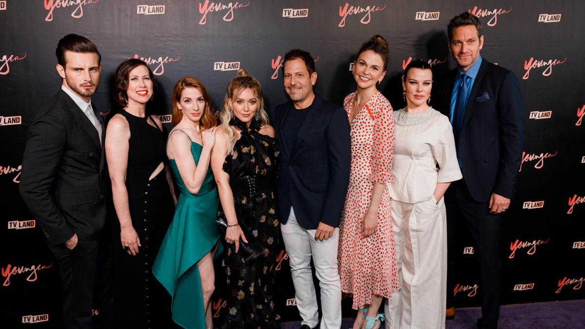 OP - Younger - TV Land - Premiere - 6/17 - Emilio Madrid-Kuser