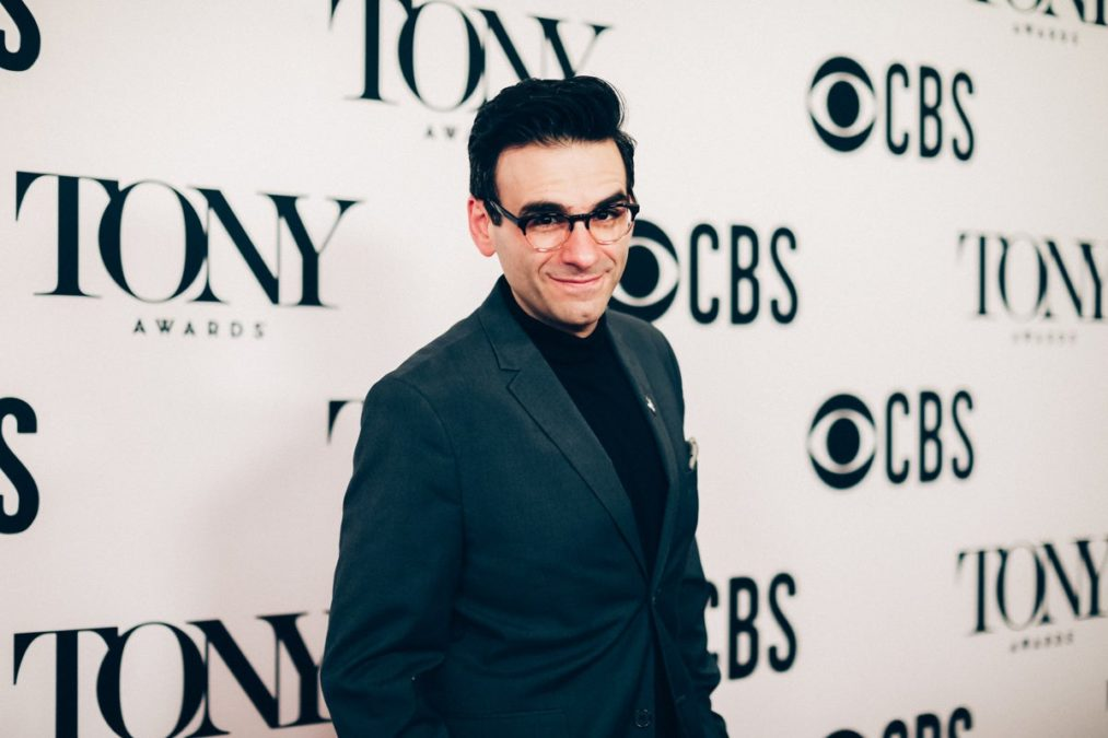 Tony Nominee - Joe Iconis - Presser - 2019 - Emilio Madrid-Kuser